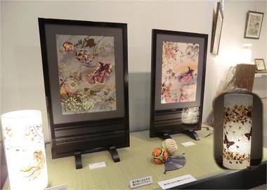 押し花アート展.JPG